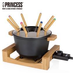【下殺送好禮】PRINCESS荷蘭公主多功能陶瓷料理鍋/電火鍋(黑)173026
