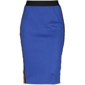 《9/20まで! 限定セール開催中》MARIA DI SOLE レディース ひざ丈スカート ブライトブルー XS ポリエステル 96% / ポリウレタン 4%