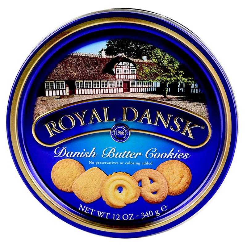丹麥屋奶油曲奇餅乾