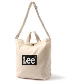 Lee 2WAYショルダートートバッグ キナリ