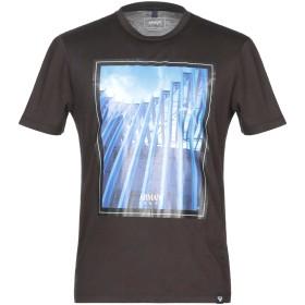 《期間限定セール開催中!》ARMANI JEANS メンズ T シャツ ブラック XS ピマコットン 100%