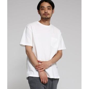 Tシャツ - BASE STATION 【WEB限定】 カノコ編立衿 BIG-Tシャツ