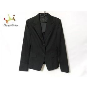 アンタイトル UNTITLED スカートスーツ サイズ1 S レディース 黒   スペシャル特価 20191003