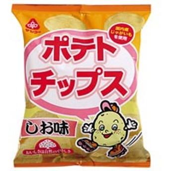 ポテトチップス・しお(58g)【サンコー】