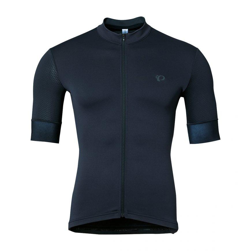 PEARL IZUMI 300-B-1 男性基本合身款短袖車衣(黑)【7號公園自行車】