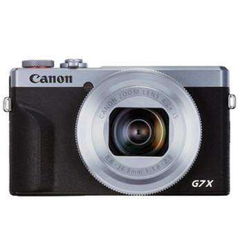 キヤノンデジタルカメラPowerShot G7 X Mark IIIシルバーPSG7XMARK3SL