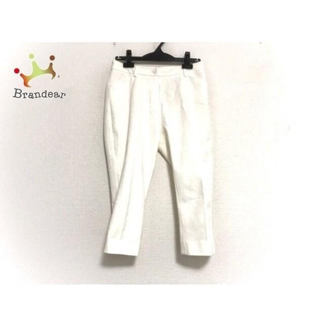 ビースリー B3 B-THREE パンツ サイズ3666〜69 レディース アイボリー   スペシャル特価 20191013