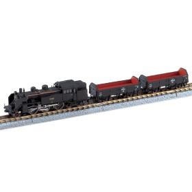 C11 325 もおか鐵道タイプ&国鉄トラ45000形貨車
