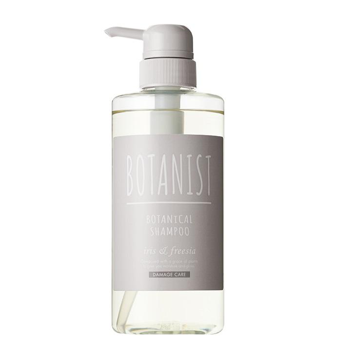 BOTANIST植物性洗髮精受損護理