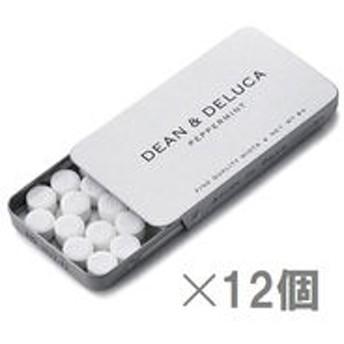 【アウトレット】ディーン&デルーカ オリジナルペパーミント 2000942100064 1箱(12個入)