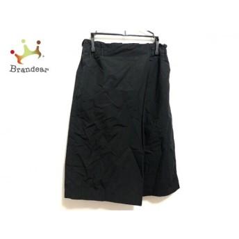 ニジュウサンク 23区 スカート サイズ32 XS レディース 美品 黒 新着 20190709