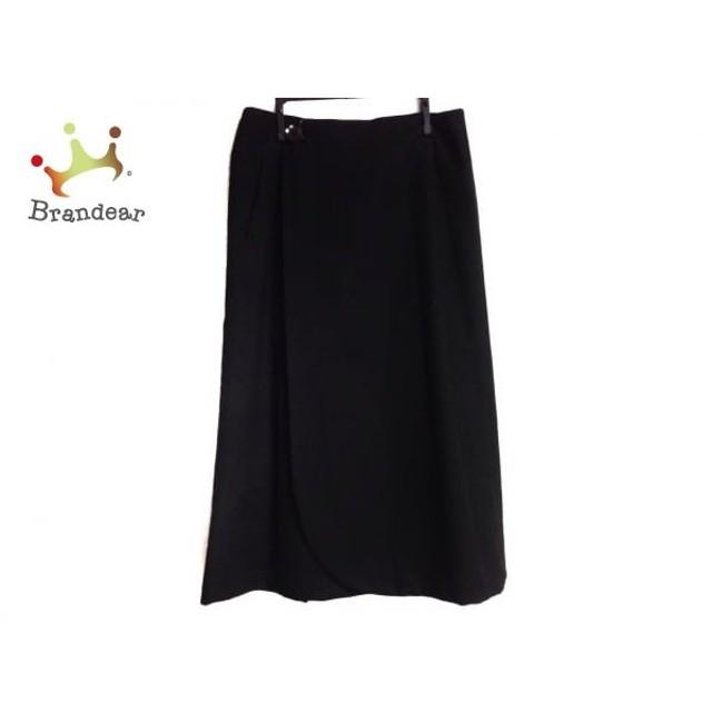 ワイズ Y's ロングスカート サイズ3 L レディース 黒  値下げ 20190915