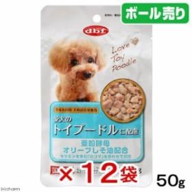 デビフ(d.b.f) 愛犬のトイプードルに配慮 50g×12P