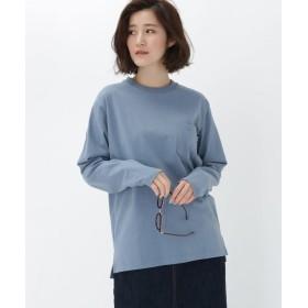 Tシャツ - BASE STATION 長袖 Tシャツ クルーネック WEB限定 11250