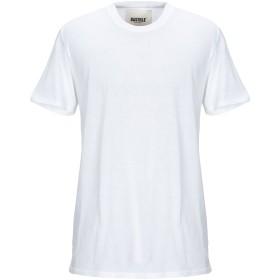 《期間限定セール開催中!》BASTILLE メンズ T シャツ ホワイト XXL コットン 100%