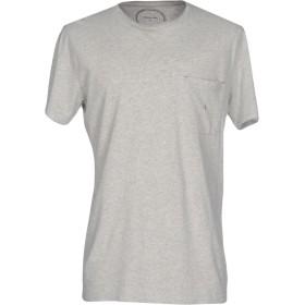《期間限定セール開催中!》COMMUNE DE PARIS 1871 メンズ T シャツ グレー XS 100% コットン