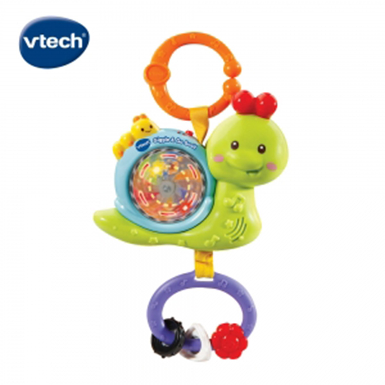 Vtech - 趣味魔法拉拉蝸牛-出生起適用