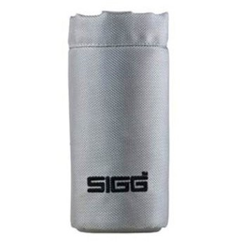 SIGG アウトドア用品 水筒 ボトルカバー シルバー/0.4L シグ 95093