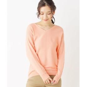 ニット・セーター - pink adobe ストレッチドルマンニット