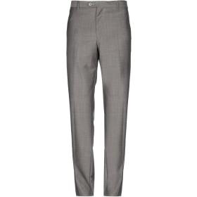 《期間限定セール開催中!》LUIGI BIANCHI Mantova メンズ パンツ グレー 54 バージンウール 100%
