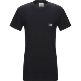 《期間限定 セール開催中》CHEAP MONDAY メンズ T シャツ ブラック XS コットン 100%