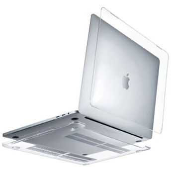 MacBook Pro13インチ用シェルカバー(2016/2017/2018・ハードケース・ポリカーボネート・クリア)