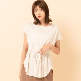 Tシャツ - RETRO GIRL ○RETRO GIRL○ リブドロストTee