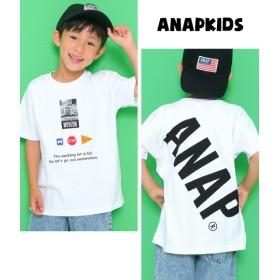 【セール開催中】ANAP KIDS(キッズ)フォトプリントビッグTシャツ