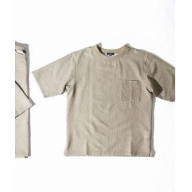 [マルイ]【セール】メンズTシャツ(プリントサッカーTシャツ)/アイテムズ アーバンリサーチ(メンズ)(ITEMS URBAN RESEARCH)