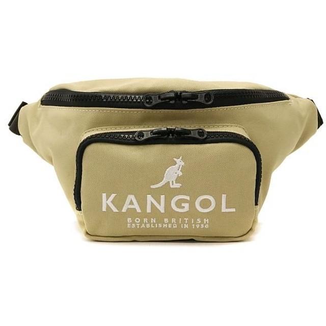 KANGOL カンゴール bread ウエストバッグ 250-4960