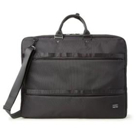 (Bag & Luggage SELECTION/カバンのセレクション)マッキントッシュフィロソフィー トロッターバッグ3 ガーメントバッグ メンズ MACKINTOSH PHILOSOPHY 55748/ユニセックス ブラック
