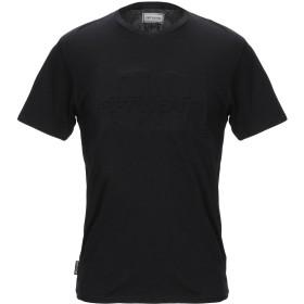 《期間限定セール開催中!》FIFTY JEANS メンズ T シャツ ブラック S コットン 100%
