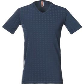 《期間限定 セール開催中》JOHN GALLIANO メンズ T シャツ ブラック 50 ナイロン 85% / ポリウレタン 15%