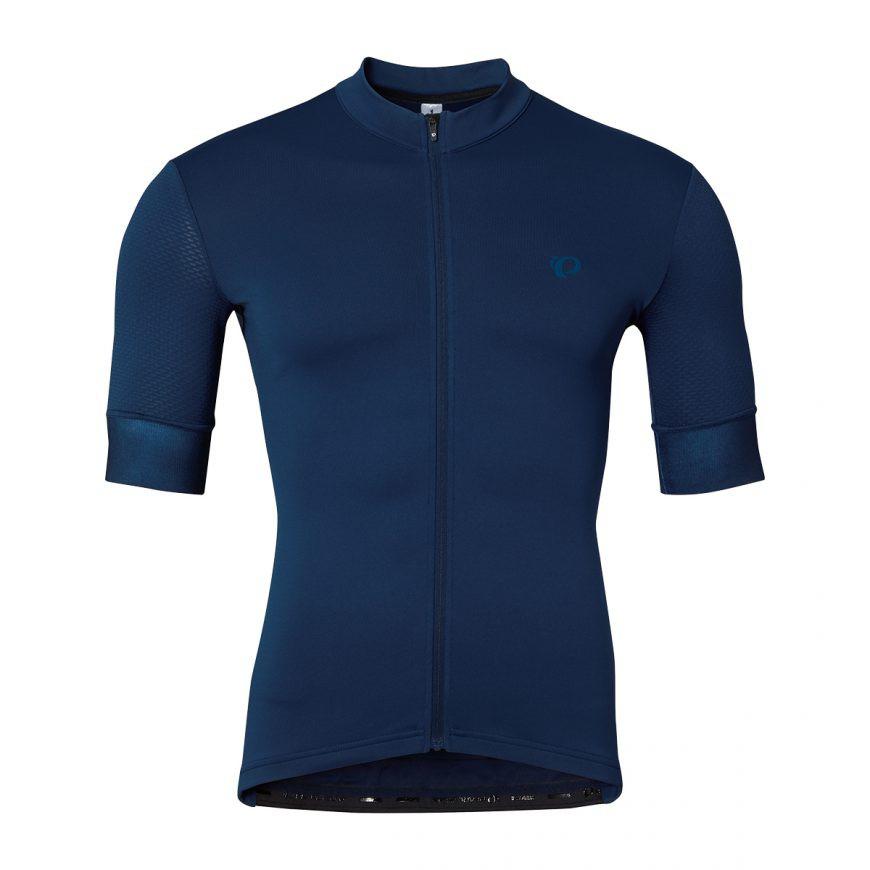 PEARL IZUMI 300-B-4 男性基本合身款短袖車衣(深藍)【7號公園自行車】