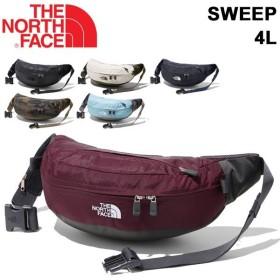 ウエストバッグ メンズ レディース ノースフェイス THE NORTH FACE スウィープ SWEEP 約4L ウエストポーチ ヒップバッグ ポーチ/NM71904-