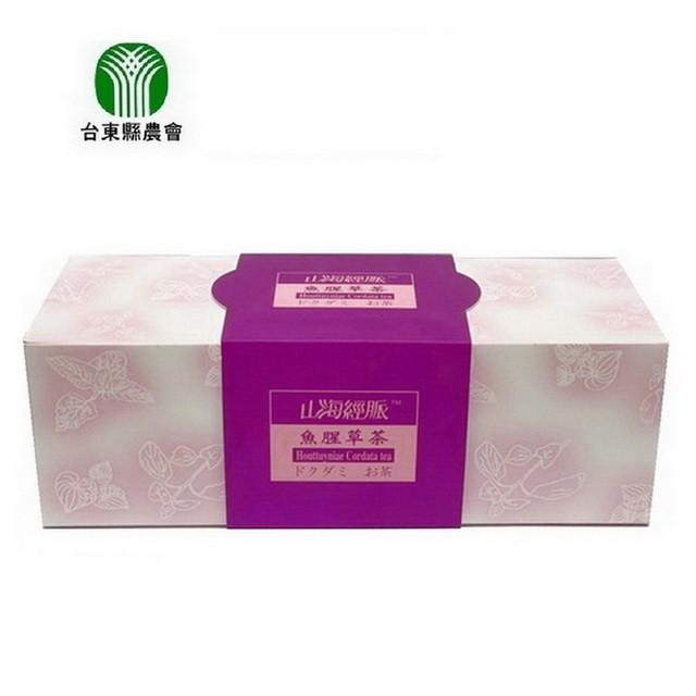 【台東縣農會】魚腥草茶 2公克x20包/盒-台灣農漁會精選