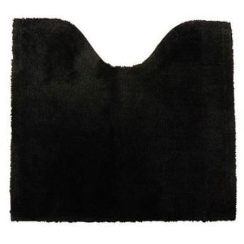 横綱工業 YOKOZUNA INDUSTRIAL トイレマット ブラック [サイズ:55×60cm]