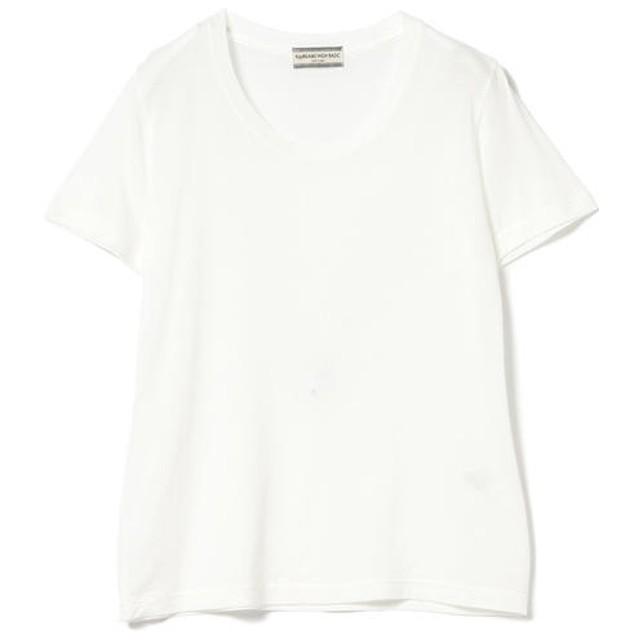 [マルイ] Ray BEAMS High Basic / スクープネック Tシャツ/レイ ビームス(Ray BEAMS)