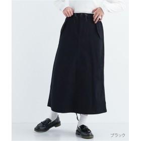 【40%OFF】 メルロー 裾ドロストミリタリースカート1956 レディース ブラック FREE 【merlot】 【タイムセール開催中】