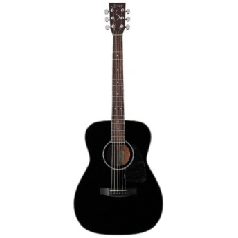 Traditional Series アコースティックギター フォークタイプ YF-3M/BK(S.C) ブラック