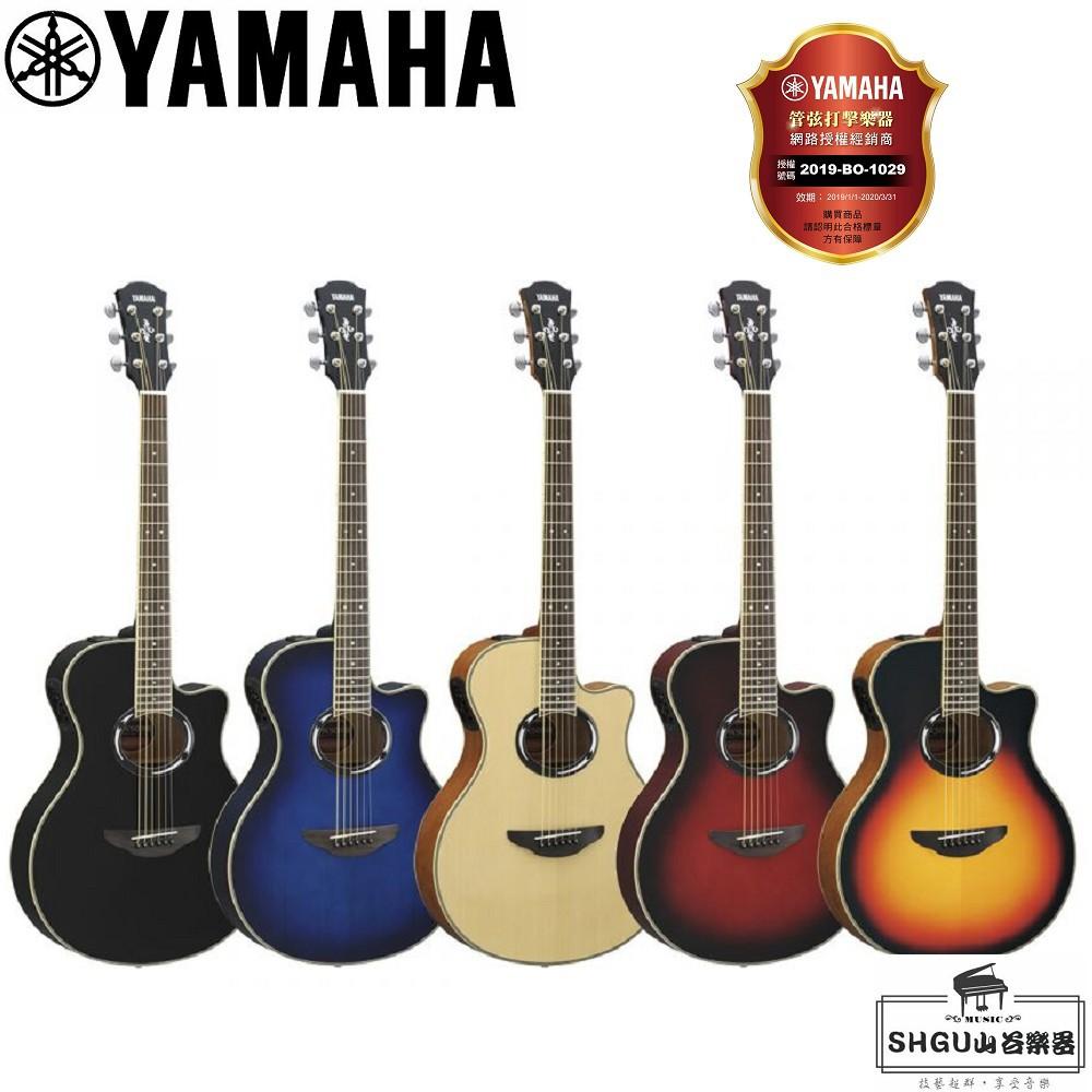 Yamaha 吉他 AXP500