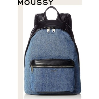 MOUSSY マウジー STRAP POINT リュックサック