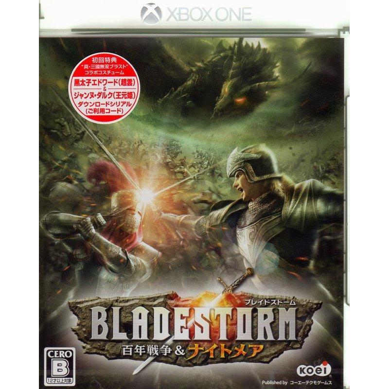 XBOXONE遊戲 BLADESTORM 百年戰爭 & 夢魘魔境 日文日版 【魔力電玩】