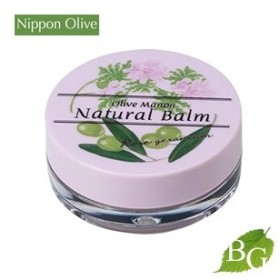 日本オリーブ オリーブマノン ナチュバーム ラベンダーとローズマリーの香り 10mL