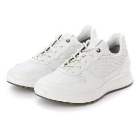 エコー ECCO ST.1 M Sneaker (WHITE)