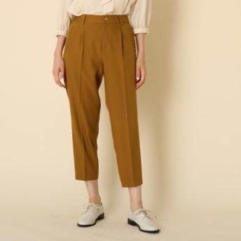 [マルイ]【セール】【WEB限定プライス手洗い可】フリルポケットテーパードツイルパンツ/クチュールブローチ(Couture Brooch)