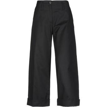 《セール開催中》PEACHOO+KREJBERG レディース パンツ ブラック 38 コットン 100%