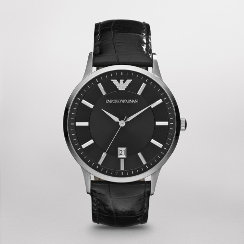 EMPORIO ARMANI 亞曼尼/ AR2411 競速時尚腕錶