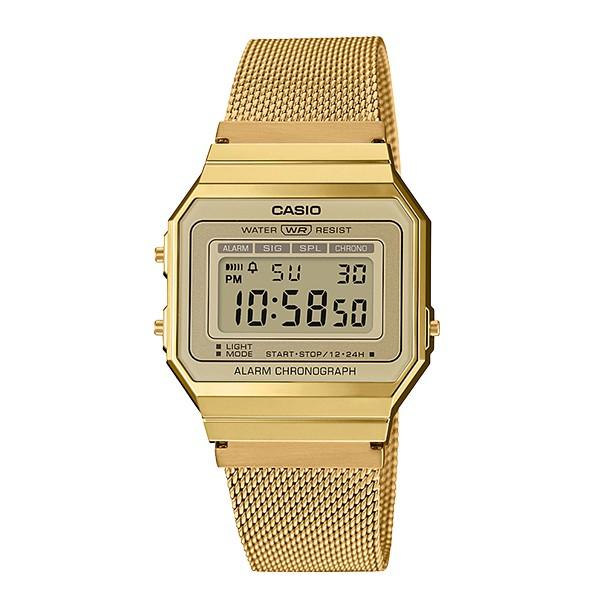 卡西歐 CASIO / A700WMG-9A / VINTAGE系列 (附錶盒) [ 官方直營 ]