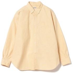 [マルイ] BEAMS BOY / ヘビー オックスフォード ビッグ ボタンダウンシャツ/ビームス ボーイ(BEAMS BOY)